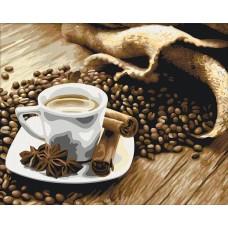 """Картина по номерам """"Аромат кофе"""""""